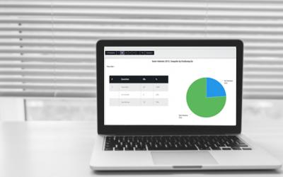 Le nouveau module de rapport est désormais disponible sur Eval&GO