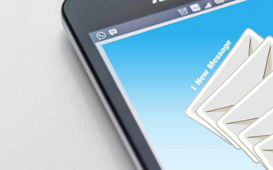Comment rédiger un bon mail d'invitation à une enquête ?